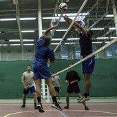 Волейбол по  «кабельно-армейски»